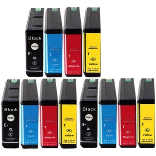 Replacing 12-Pack 786 786XL Ink Cartridge for Epson WF-4630 WF-4640 WF-5110 WF-5190 WF-5620 WF-5690 Series Printer