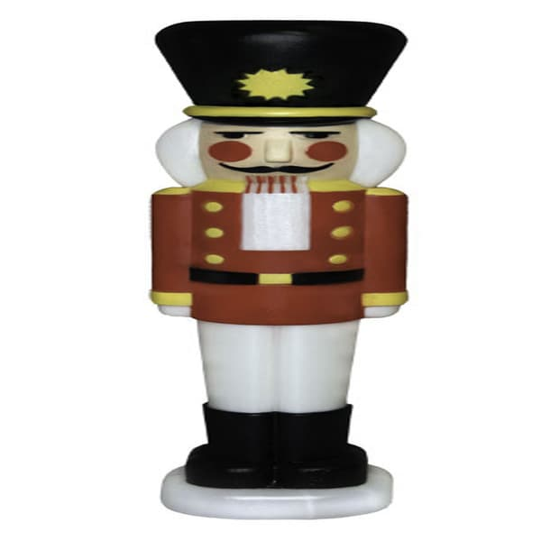 Lighted Nutcracker