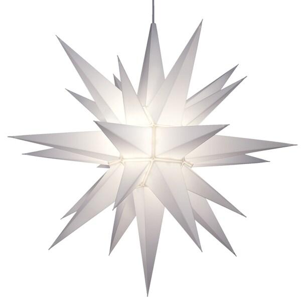 Illuminated Treetop Star