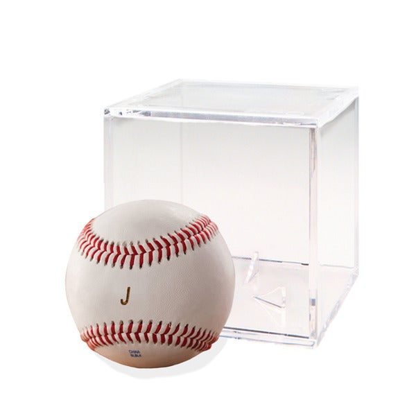 Personalized Baseball w/Stand