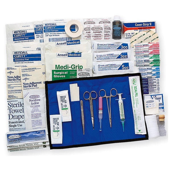 Adventure Medical Travel Suture Syringe