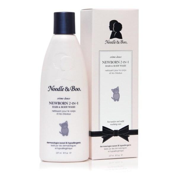 Noodle & Boo 16-ounce Newborn 2-in-1 Shampoo & Body Wash