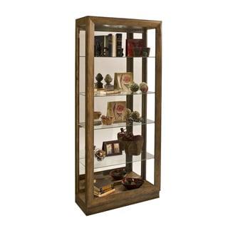 Philip Reinisch Co. Folio Kirkland II Open Curio Cabinet