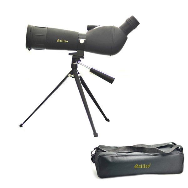 20 - 60 x 60mm Zoom Spotting Scope