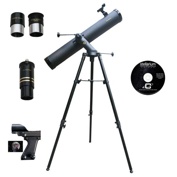 1000mm x 120mm Tracker Reflector Telescope Kit