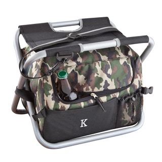 Personalized Camouflage Sit n Sip Cooler Seat