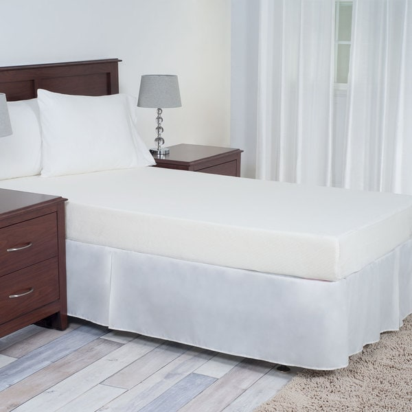 Windsor Home 7-inch Twin XL-size Gel Memory Foam Mattress