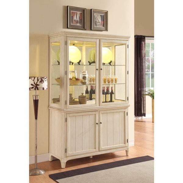 Panama Jack Millbrook Display Cabinet Complete