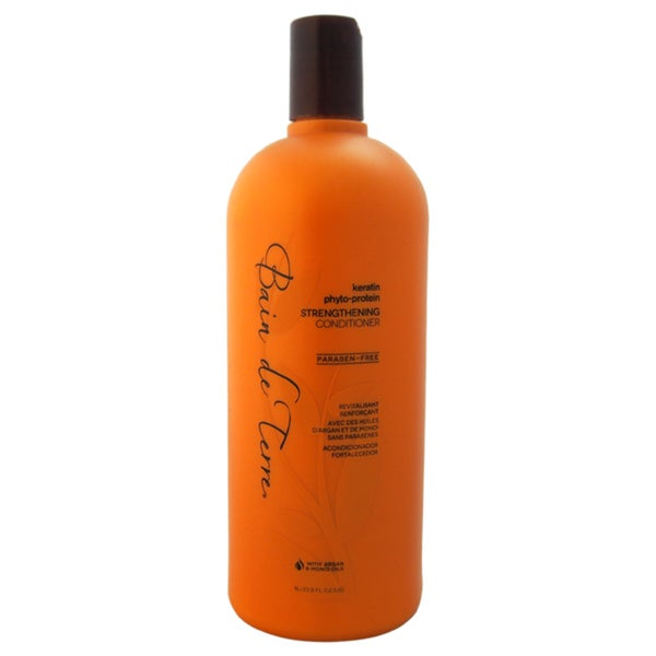 Keratin Phyto-Protein Sulfate-Free Strengthening 33.8-ounce Conditioner