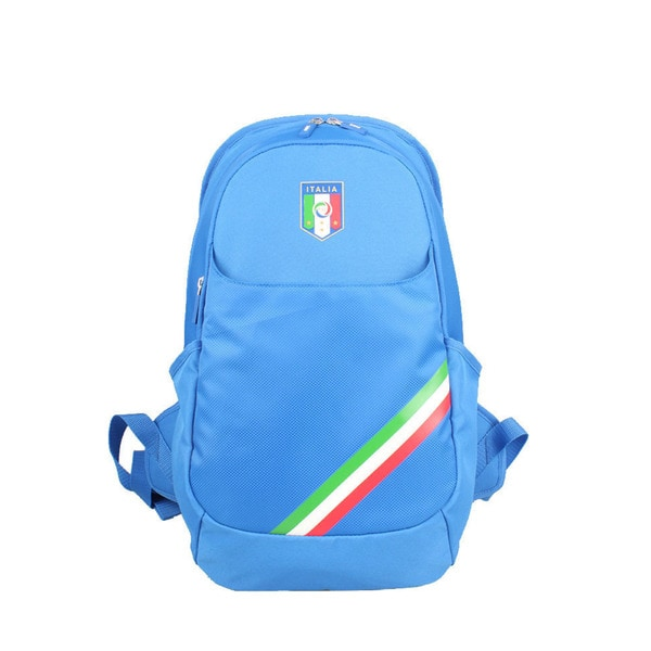 FIGC Italia Blue/ Horizontal Stripe 13-inch Backpack