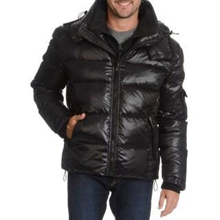 S13/NYC Men's Downhill Front-zip Down Jacket