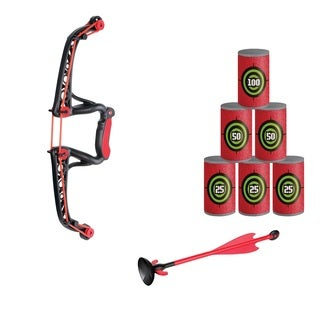 The Black Series Indoor/Outdoor 7-Piece Archery Set