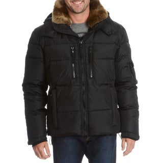 S13/NYC Men's Matte Trail Down Jacket