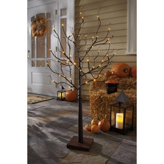 Order Home Collection 4ft LED Halloween Tree