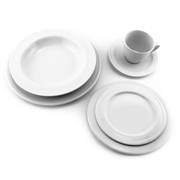 Elan 20-piece Dish Set Service for 4