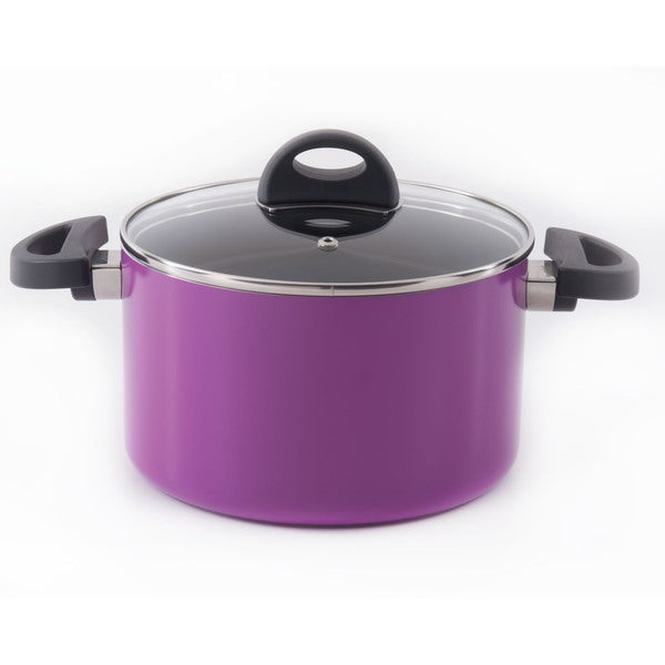 Eclipse Covered stockpot 10-inch Purple