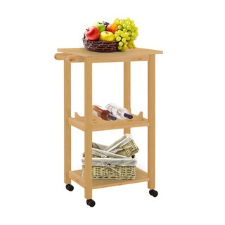 Scandinavian Lifestyle Atlantic Kitchen Trolley
