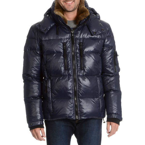 NYC Men's Trail Down Jacket