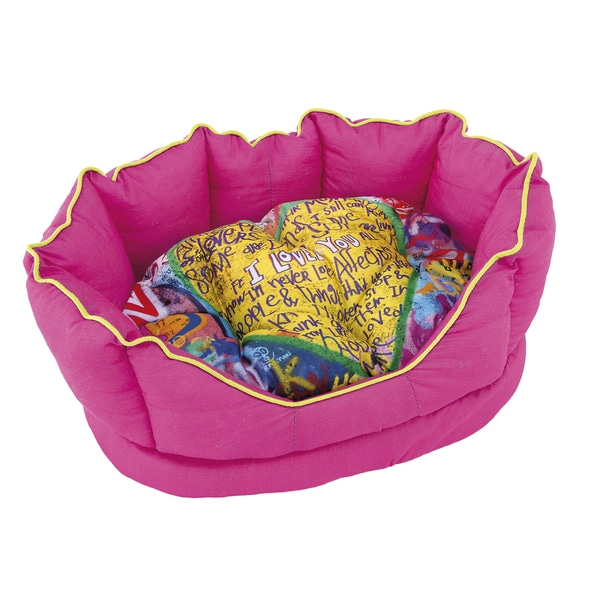 Fiore Graffiti Pet Bed