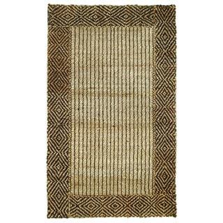 Kosas Home Duncan Braided Bordered Rug (2' x 3')