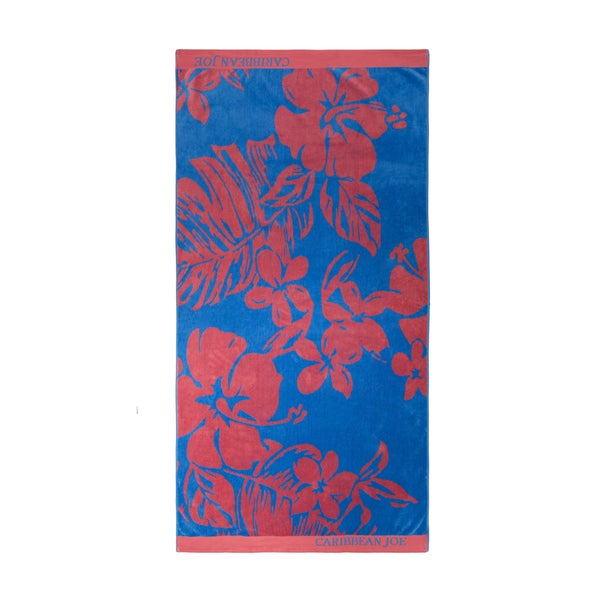 Caribbean Joe Hibiscus Beach Towels