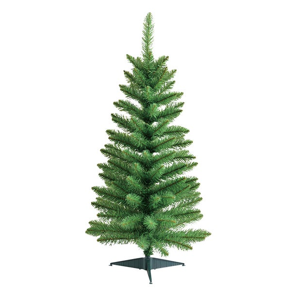 Kurt Adler 4.5-Foot Green Pine Tree