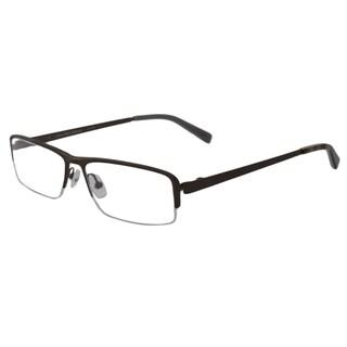 Calvin Klein Men's CK7466 Rectangular Reading Glasses