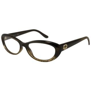 Gucci Women's GG3566 Cat-Eye Reading Glasses