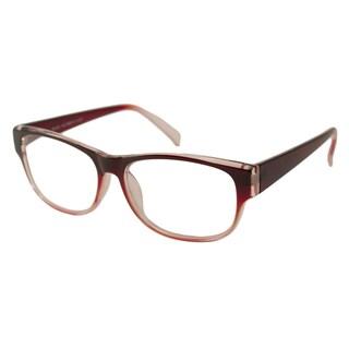 Urban Eyes Men's/Unisex UE99114 Rectangular Reading Glasses