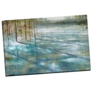 Portfolio Canvas Decor 'Water Trees' by Williams Gallery Wrapped Canvas