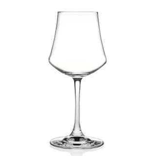 Lorren Home Trends Ego Collection Wine Goblet Stem (Set of 6)