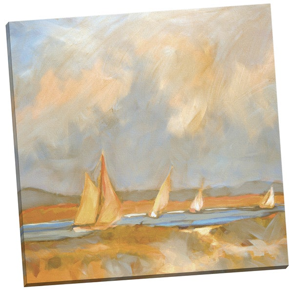 Portfolio Canvas Decor  'Whidbey Island Beach Soft ' by Don Tiller Gallery Wrapped Canvas