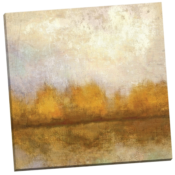 Portfolio Canvas Decor 'Mystic River' by Suzanne Nicoll Gallery Wrapped Canvas
