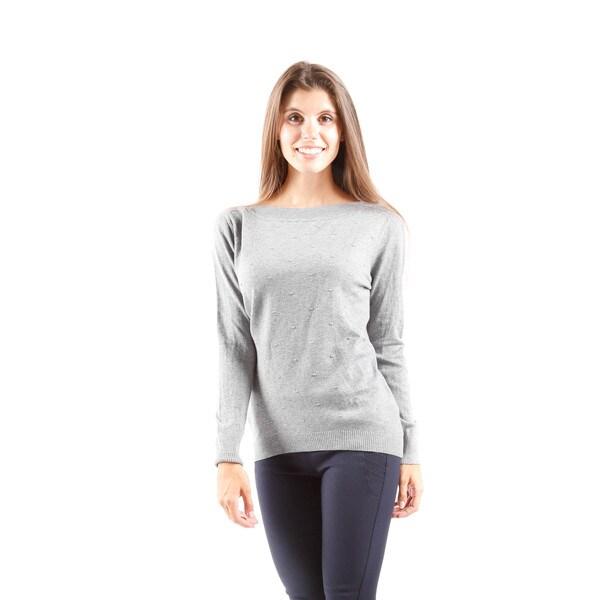 Hadari Women's Long Sleeve Sweater