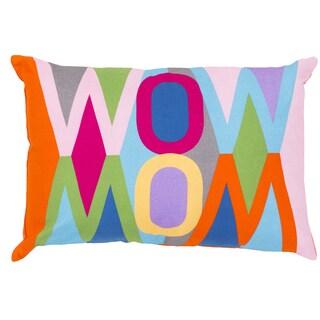 Decorative Epworth Print 13 x 19 inch Pillow