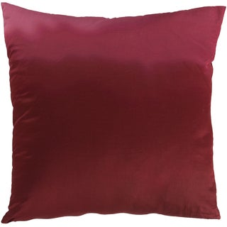 Decorative Madeley Tie-Dye Cotton Feather/ Down or Polyester Filled 22-inch Pillow