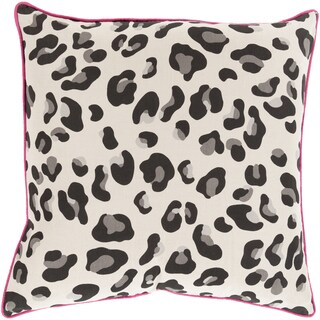 Florence de Dampierre Decorative Delilah Down or Polyester Filled Animal Pillow (22 x 22)