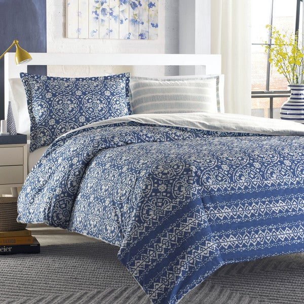 City Scene Arianna Duvet Cover Set