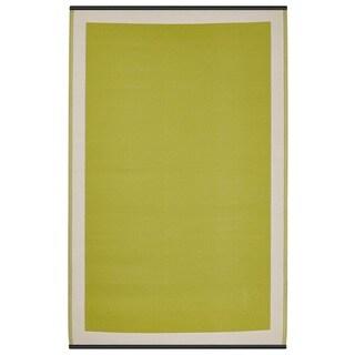 Skien - Celery & White (3' x 5')