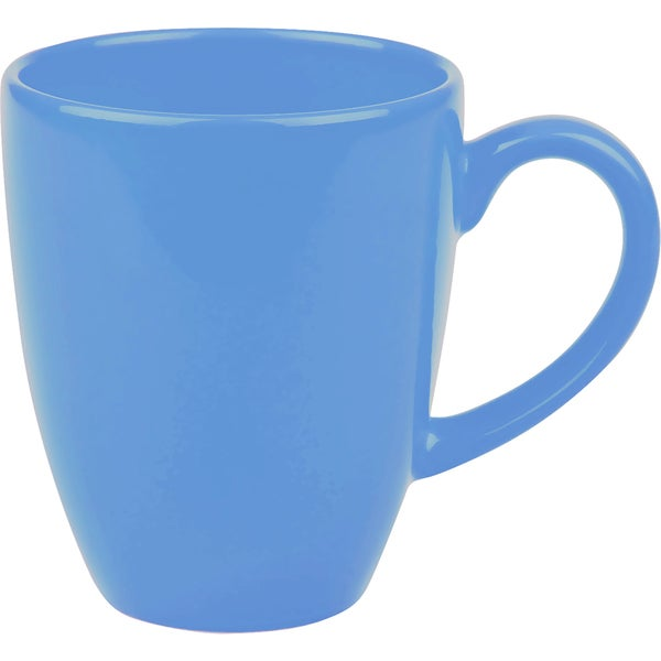 Waechtersbach Fun Factory Blue Bell Jumbo Cafelatte Cups (Set of 4) 16303600