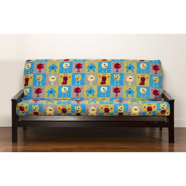 Crayola Monster Friends Futon Cover