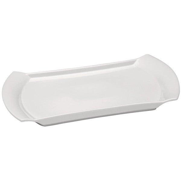 Concavo Rectangular Porcelain Dish