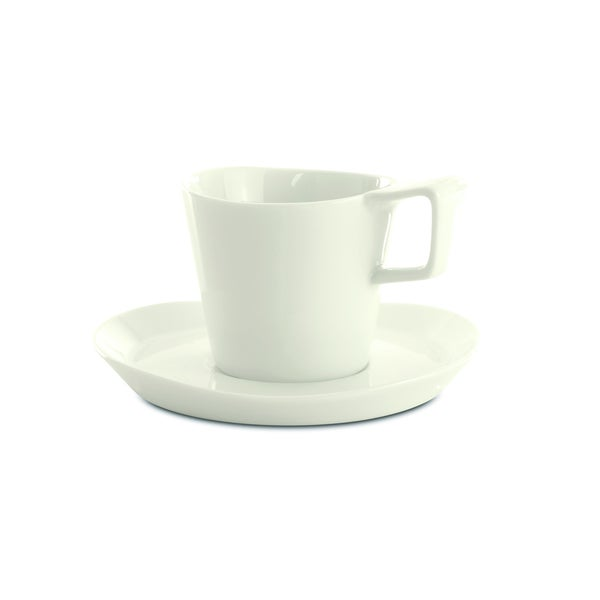 Eclipse Coffee Cup and Saucer (Set of 2) 16303731