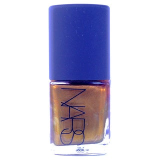 NARS Desperado Gold Nail Polish