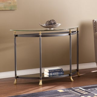 Upton Home Alecia Sofa/ Console Table