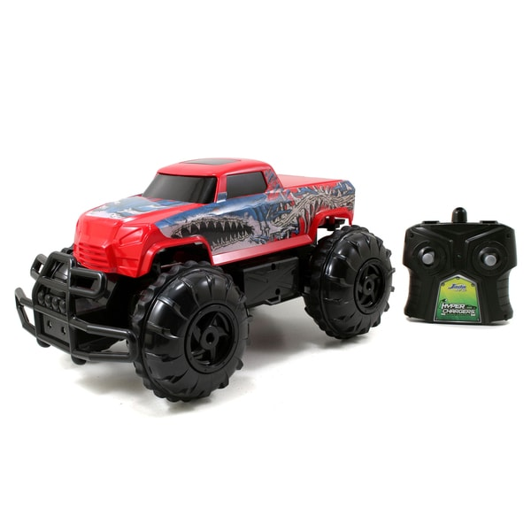 Jada Toys HyperChargers Red Water and Land