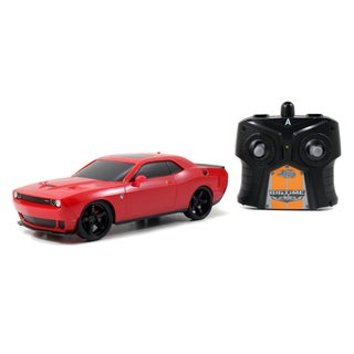 Jada Toys BIGTIME Muscle RC Dodge Challenger Hellcat