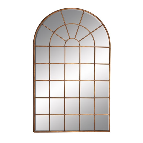Arched Window Style Mirror