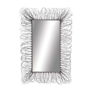 3-Dimensional Metal Ribbon Mirror
