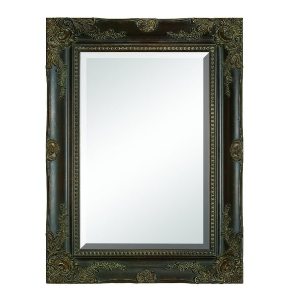 Old World Inspired Wall Mirror
